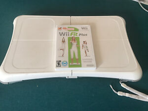 Wii fit plus and balance board. ***72$***