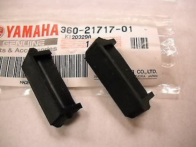 <em>YAMAHA</em> SIDE COVER DAMPER SET RD250 RD350 SR185 TX500 XS500 XS650 XS750