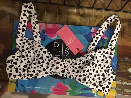 Moana Bikini Top Size Small- brand new