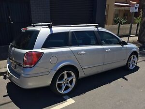 2006 Holden Astra CDX Wagon - Low km's North Melbourne Melbourne City Preview