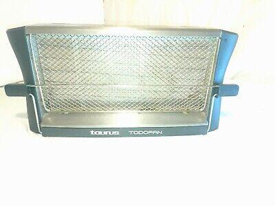 Grille-pain Toaster Vintage  Todopan Noir 700W