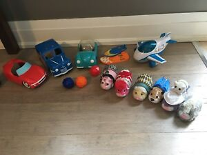 Zhu Zhu Pets (Large lot, multi-play sets)