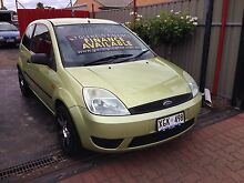 FORD FIESTA 5 SPEED MANUAL POPULAR SUBLIME COLOUR Clarence Gardens Mitcham Area Preview
