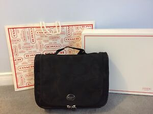 Coach Travel Cosmetic Case - Brand New with Box