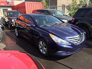 2013 Hyundai Sonata, Limited, Navi, Rev Camera, Accident Free
