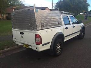 2005 Holden Rodeo LX AUTOMATIC DUAL CAB Ute Padstow Heights Bankstown Area Preview