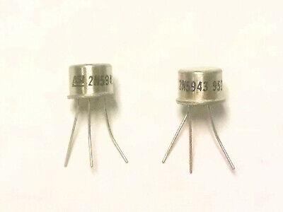 2n5943 Original Asi Rf Transistor 2 Pcs