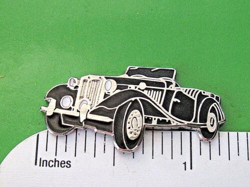 MG, M G  TF car - Hat pin , tie tac , lapel pin , hatpin GIFT BOXED