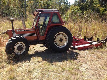 4x4 Tractor slasher Gold Coast Region Preview