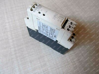 1pc used Schneider PTC Protection Relay LT3SA00MW