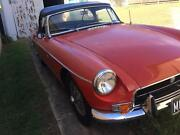 1971 M.G. MGB Long Jetty Wyong Area Preview