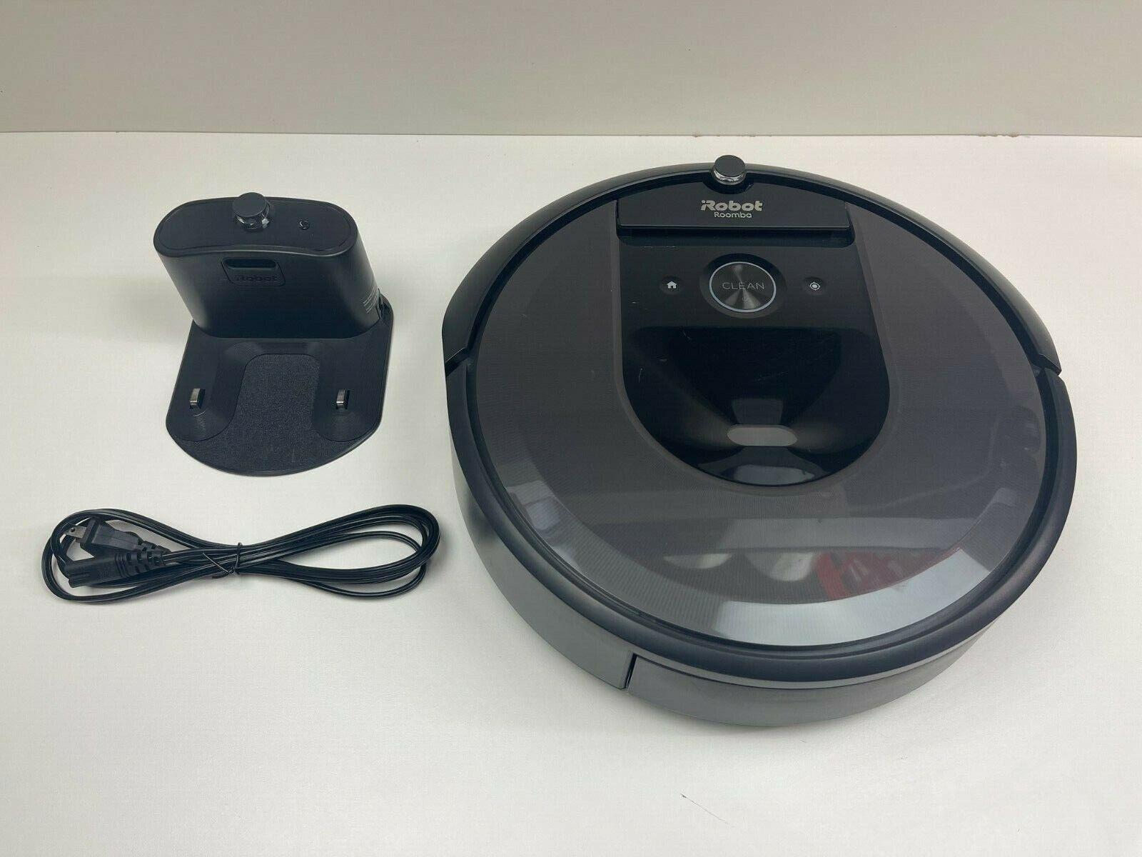 🧹 iRobot Roomba I7 7150 Wi-Fi Robot Vacuum CleanerUnused 🧹