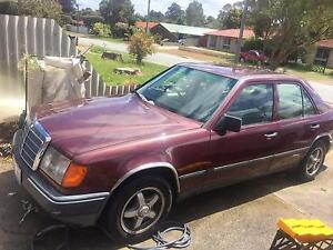 1988 Mercedes-Benz 260 Sedan Forrestfield Kalamunda Area Preview