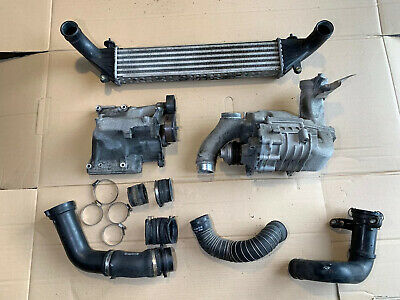 96-04 Mercedes SLK230 Kompressor KIT SUPERCHARGER TURBO RACE TRACK CAR R170