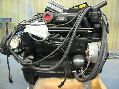 Tme27 Continental Wis-con Engine Dual Fuel New Complete In Crate
