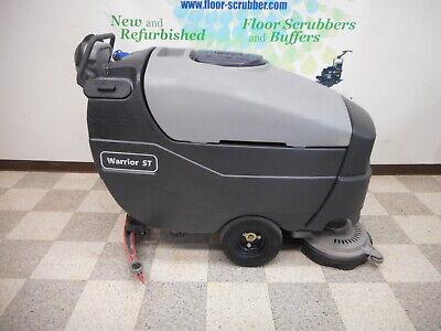 Advance Warrior St 28 Disc Floor Scrubber Walk Behind