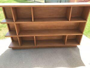 Shelf - solid wood