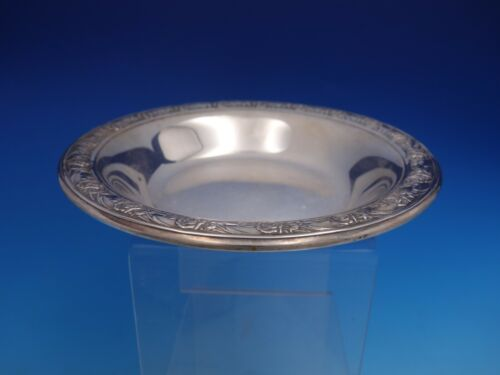 Classic Rose Design by Reed and Barton Silverplated Candy Dish (#4180)