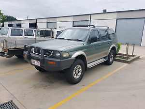 Mitsubishi challenger 4x4 6 months rego and rwc Brendale Pine Rivers Area Preview