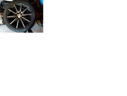4x 195/50r16 Momo Rims