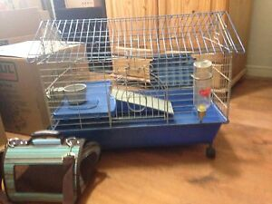 Small Animal Cage and Carrier