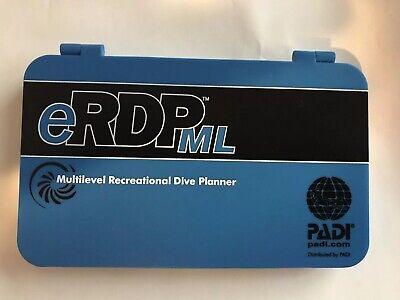 eRDPML - Multilevel Recreational Dive Planner /PADI /Production No.70031 for sale  Stittsville