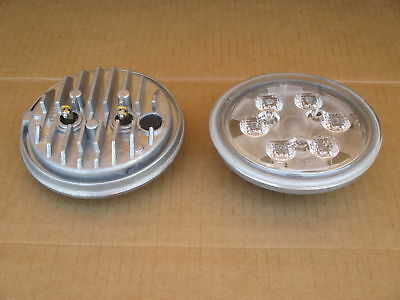 2 Led Headlights For Ih Light International 154 Cub Lo-boy 184 185 Farmall