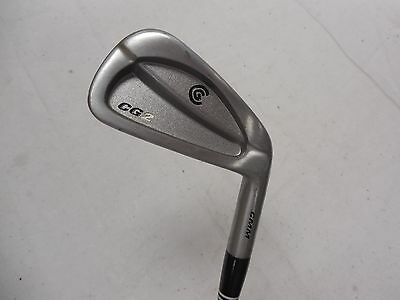 Ceveland Cmm Cg2 Single 2 Iron Dynamic Gold S300 Stiff Flex Steel Used Rh