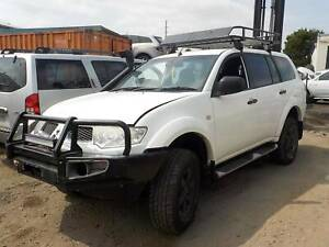 WRECKING 2011 MITSUBISHI CHALLENGER 2.5L DIESEL AUTO North St Marys Penrith Area Preview
