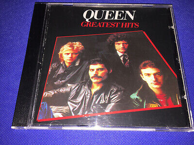 Queen: Greatest Hits: CD Album :  Free Fast Secure P&P: OC1