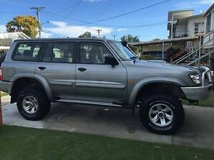 2004 Nissan Patrol Wagon Wynnum Brisbane South East Preview