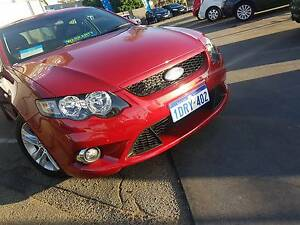 2010 Ford Falcon Sedan Mount Hawthorn Vincent Area Preview
