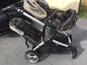 Love N Care Tango Double Stroller Greenfield Park Fairfield Area Preview