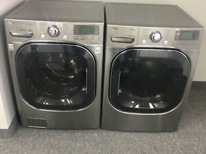LG Frontload Washers & Dryers