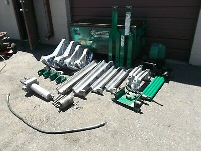 Greenlee 881ct 881 Bender Emtimcrigid 2 12 To 4 980 Pump 1813 Table