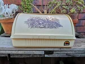 Retro Hostess Plastic Bread Bin