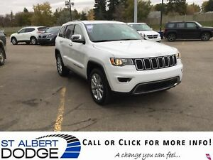 2017 Jeep Grand Cherokee Limited | HEATED LEATHER | BACK CAM | H