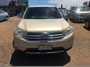 Toyota Kluger 2010 7Seater SUV V6 $279 per week rent to own Now Mount Druitt Blacktown Area Preview