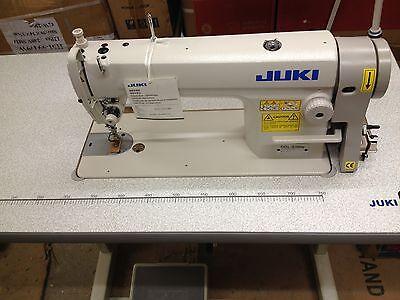 NEW JUKI INDUSTRIAL DDL 8100e LOCKSTITCH SEWING MACHINE SALE PRICE PPE MAKING