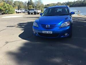 2005 MAZDA 3 SP23 MANUAL Lansvale Liverpool Area Preview