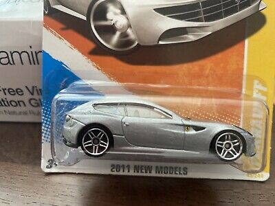 HOT WHEELS VHTF FERRARI FF