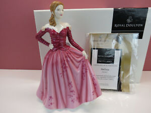 ROYAL DOULTON MELISSA. HN4913 PRETTY LADIES COLLECTION.NEW. BOXED.