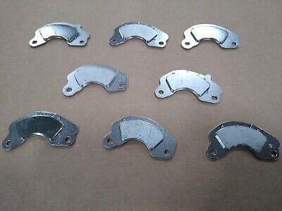 Lot Of 8 Large Neodymium Rare Earth Hard Drive Magnet