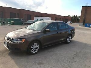 2014 Volkswagen Jetta w/ Sunroof, Htd seats, Alloys, and more