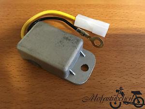 NEUER Spannungsbegrenzer Spannungsregler 6V Mofa Moped Hercules Zündapp Puch