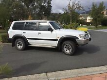 1999 Nissan Patrol Wagon Melbourne Region Preview