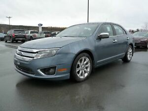 Ford Fusion Berline 4 portes, 4 cyl. en ligne, SEL, traction ava