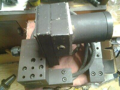 Hardinge Conquest Gt Hg-50 Live Tool Holder Mount Cnc Gang Lathe Gt-27