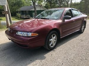 2004  Oldsmobile Alero  New two-year inspection