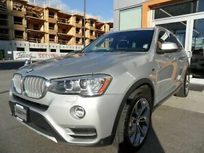 2015 BMW X3 xDrive28d / Premium Package Enhanced
